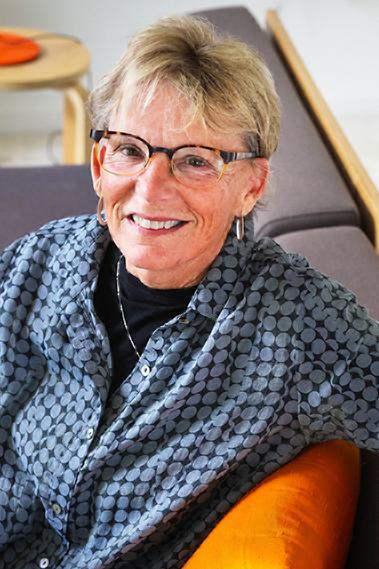 Sue Slack, Management Consultant